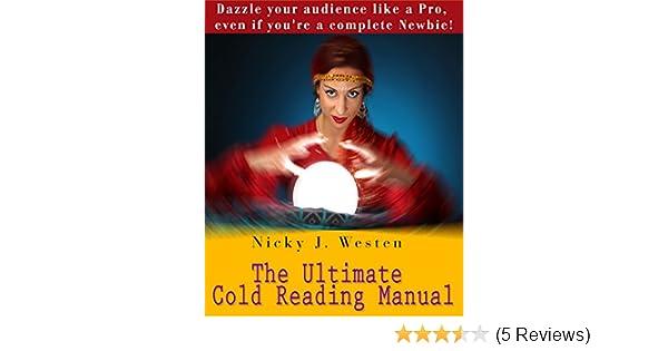 cold reading pdf