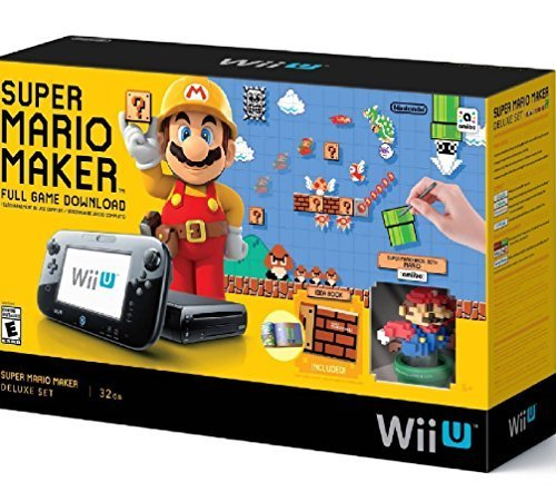 Nintendo WUPSKAGT Console Deluxe Certified Refurbished