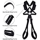 MAIPOETYRY Swing Sling for couples Adults Game handcuffs Fantasy Toys Set