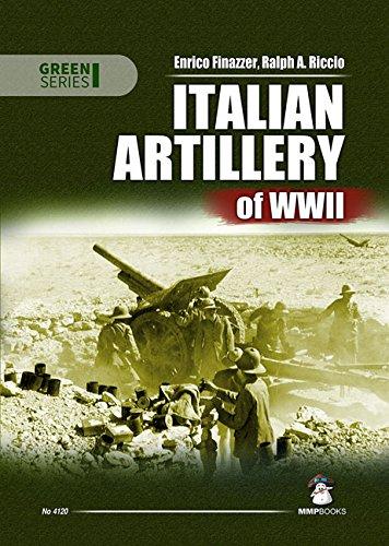 Italian Artillery of WWII (Green Series) ()