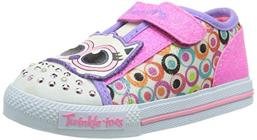 Skechers Kids Critter Buds Light-Up Sneaker (Toddler/Little Kid)