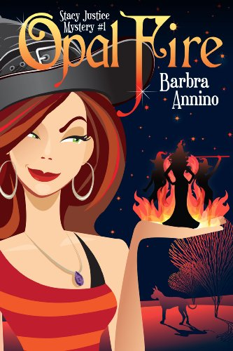 (Opal Fire (A Stacy Justice Mystery Book)