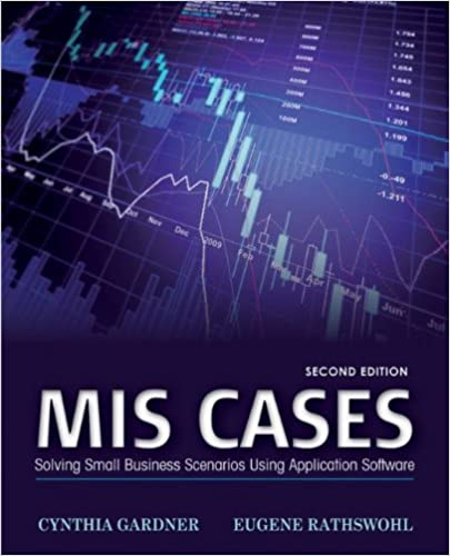 Amazon mis cases solving small business scenarios using amazon mis cases solving small business scenarios using application software 2nd edition ebook cynthia gardner kindle store fandeluxe Gallery