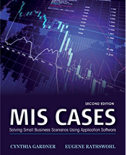 Amazon introduction to information systems 7th edition ebook mis cases solving small business scenarios using application software 2nd edition fandeluxe Image collections