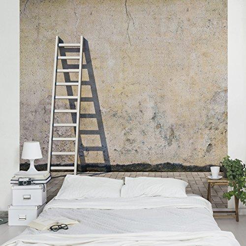 Apalis Vliestapete Blank Fototapete Quadrat, größe, 288 x 288 cm, beige, 97515