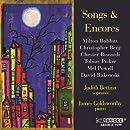 Songs & Encores: Recital of American Song
