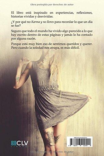 Amazon.com: Karma y no llores (Spanish Edition ...