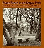 Stone Bench in an Empty Park, Paul B. Janeczko, 0531302598
