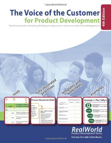 The Voice of the Customer in Product Development (4th Edition)