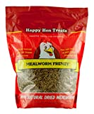 Happy Hen Treats Mealworm Frenzy, 30-Ounce