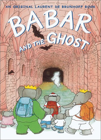 Read Online Babar and the Ghost ebook