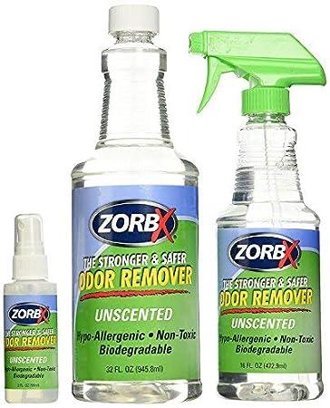 Amazon.com: ZORBX - Eliminador de olores multiusos sin ...