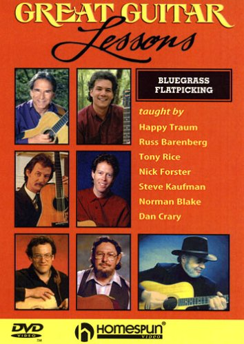 - Great Guitar Lessons: Bluegrass Flatpicking