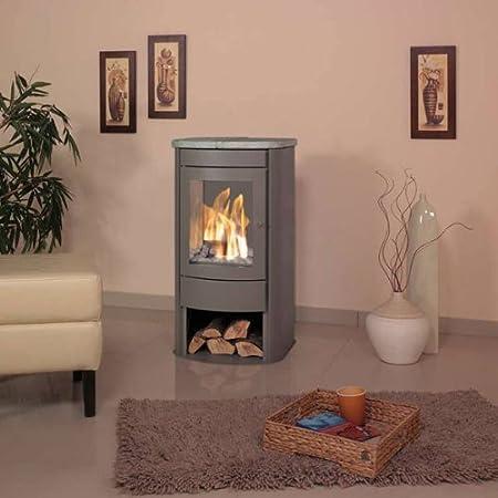 HARK Ethanol Stove Fireplace Heater Asco 7