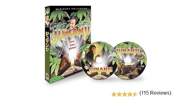 Jumanji [1995] [Alemania] [DVD]: Amazon.es: Movie/Film [Robin ...