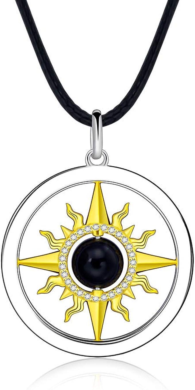 Obsidian Sun Mini Jewelry Dish