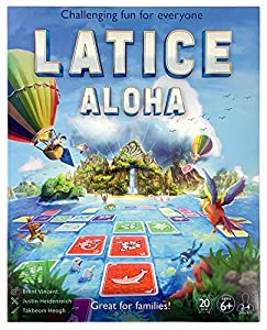 Latice Aloha Strategy Board Game (Value Edition)