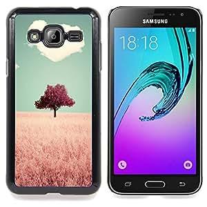 Stuss Case / Funda Carcasa protectora - romantique - Samsung Galaxy J3 GSM-J300