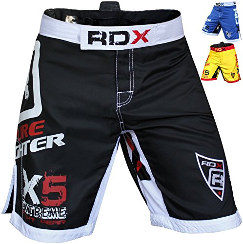 RDX MMA Stretch Shorts Clothing Training UFC Cage Fighting Grappling Martial Arts Muay Thai Kickboxing