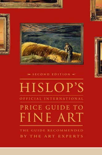 Hislop's Official International Price Guide to Fine Art, 2nd Edition