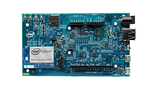 Intel Edison Arduino Components EDI1ARDUIN AL K