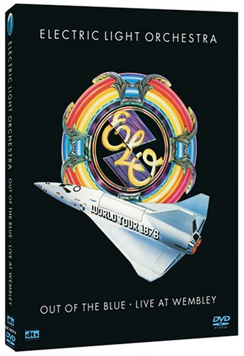DVD : ELO - Live at Wembley: Out of the Blue