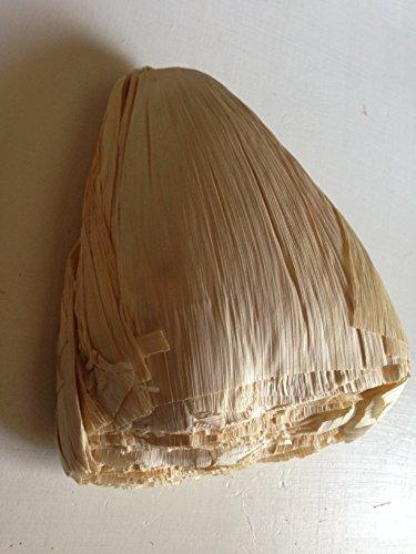 Corn Husks Hojas para Tamal to make Tamales using a Masa Spreader (optional) Traditional Mexican Food