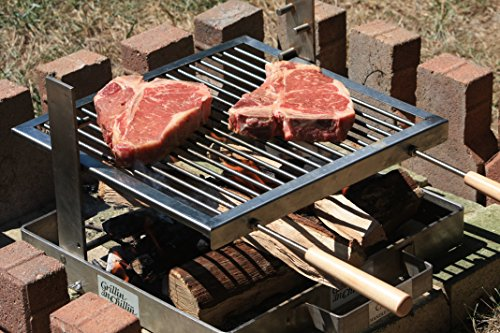 All Stainless Tuscan Fireplace Grill (Fire Ice Grill compare prices)