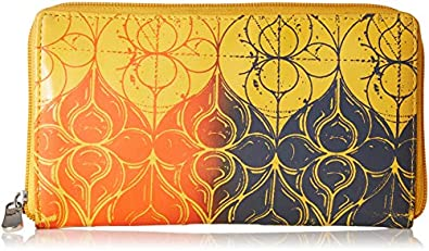 Baggit SS-18 Women's Wallet (Yellow)