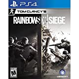 TC Rainbow Six Seige Day 1 PS4