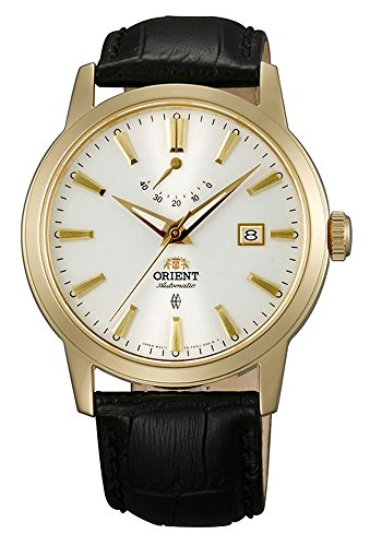 Orient Curator Automatic Watch with Power Reserve and Sapphire Crystal FD0J002W (Murder On The Orient Express Showing Times)