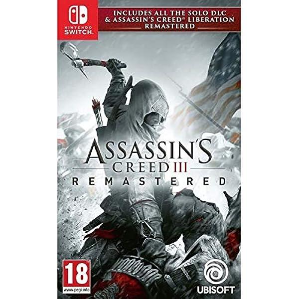 Assassins Creed 3 + Assassins Creed Liberation Remaster ...