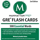 500 Essential Words: GRE Vocabulary Flash Cards (Manhattan Prep GRE Strategy Guides)