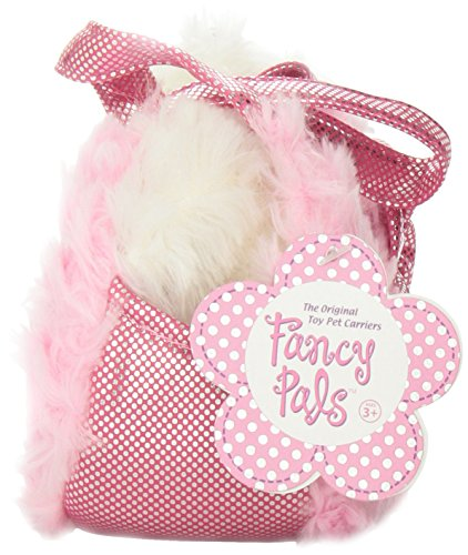 Aurora World Fancy Pals Plush Pink Pet Carrier by Aurora (Image #3)