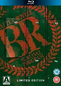 Battle Royale [Blu-ray] [Import]