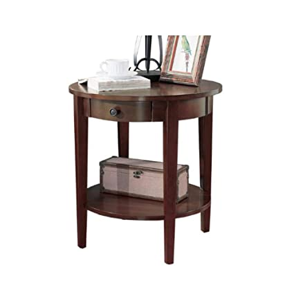 Amazon.com: Living Room Furniture CJC Side Tables/Night ...