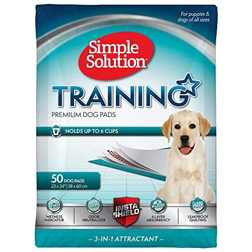 Simple Solution Original Puppy Training Pads 50pk ()