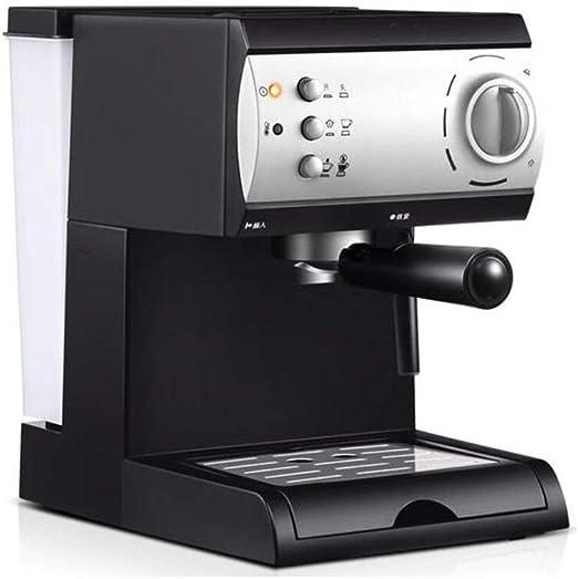 Melodycp Cafetera para la Oficina en casa Semi automática Cafetera ...