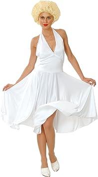 Marilyn Munro Hollywood Star Fancy Dress Costume Small (disfraz ...