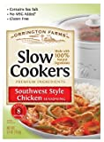 Kent Precision Foods Group L368-Db842 Slow Cookers Southwest Style Chicken Mix, 2.5-Oz. – Quantity 12 Canning, Accessories