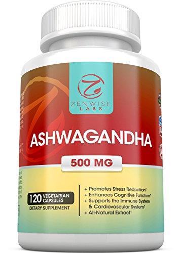 Ashwagandha reviews anxiety