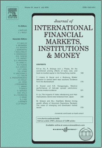Dynamic volatility and external security related shocks: The case of the Athens Stock Exchange [An article from: Journal of International Financial Markets, Institutions & Money]