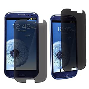 TOOGOO Anti-Spy Privacy LCD Screen Cover Guard for Samsung Galaxy S III /S3 i9300