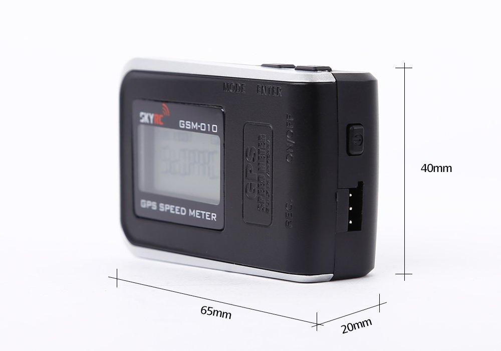 Entfernungsmesser Gps Laufen : Skyrc gsm lcd gps speed meter tachometer speedometer tester