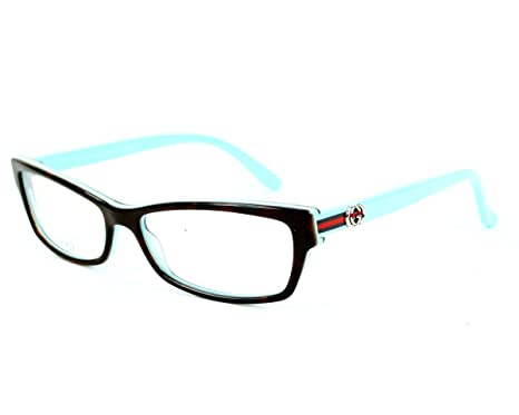 83cc3f8f4fe Image Unavailable. Image not available for. Color  Gucci frame GG 3561 L92  Acetate plastic Dark Havana ...