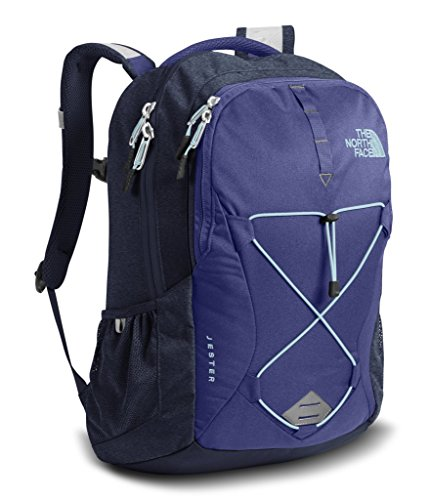 The North Face Women's Jester Backpack - Bright Navy/Urban Navy Heather - One Size (Past - Mesh For Sale Backpacks