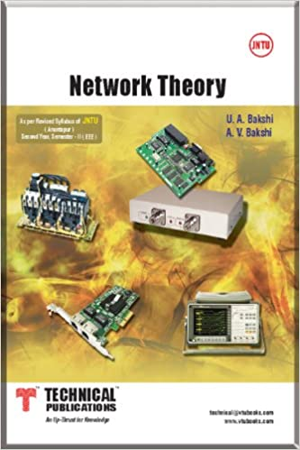 Network Theory By Bakshi Pdf