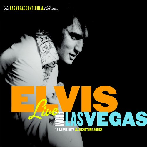 "Image result for Elvis ""Live from las vegas"" 2005"