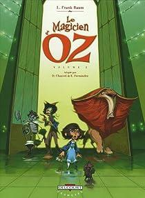 Le Magicien d'Oz, tome 2 (BD) par Chauvel