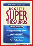 Roget's Superthesaurus, Marc McCutcheon, 1582972532